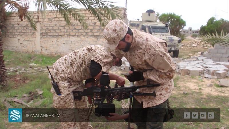الجيش الليبي انتصارات متتالية وفرحة عارمة لليبيين