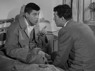 Scared Stiff 1954 Jerry Lewis Dean Martin in english eng