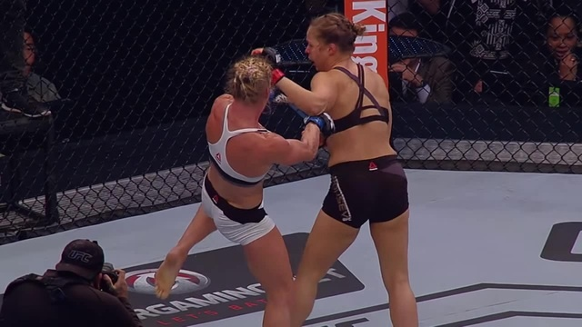 UFC 239 Free Fight Holly Holm vs Ronda Rousey