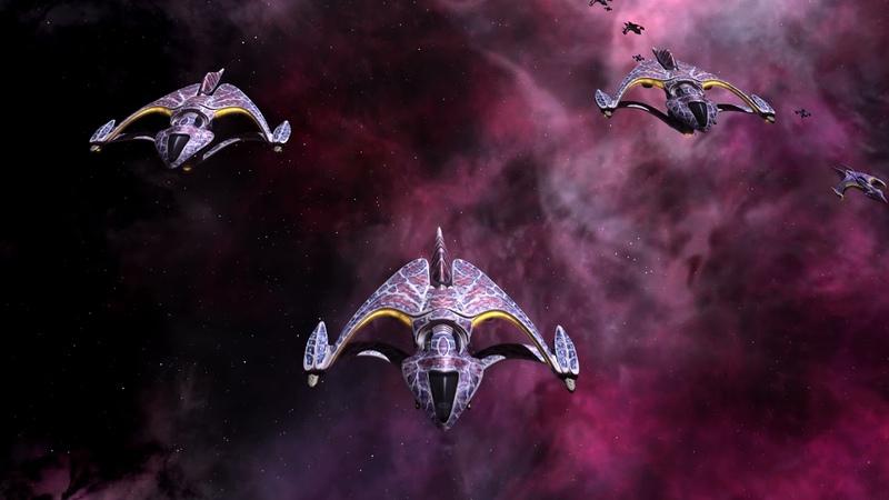 Babylon 5 Minbari Fleet