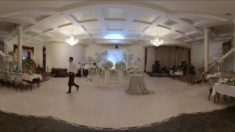 ресторан Версаль Армавир сьемка 360 градусов