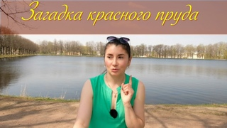 ПЕТЕРГОФ. Одиннадцать оттенков красного