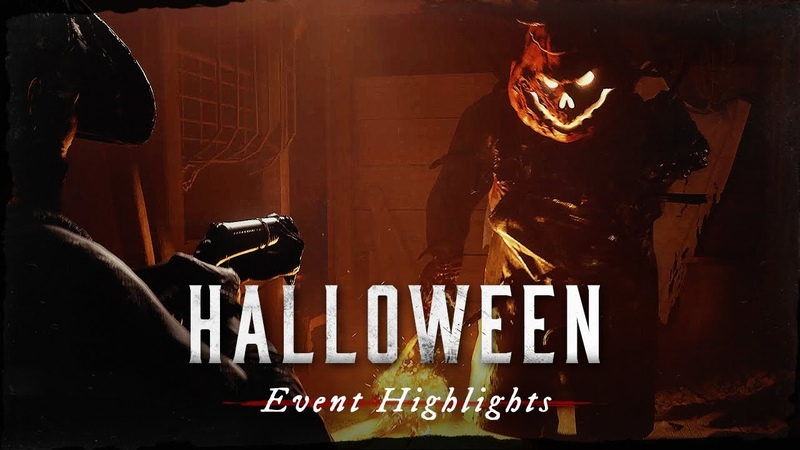 Hunt Showdown I Halloween Event Highlights
