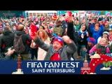 FIFA Fan Fest SPb - финальный пенальти ESPRUS