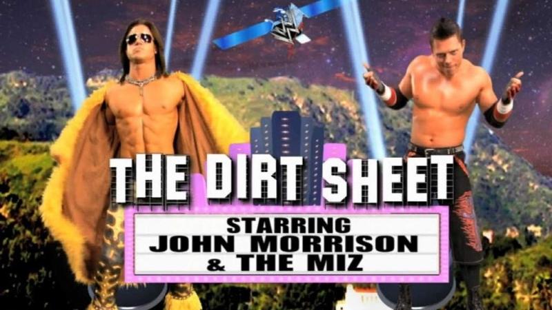 The Dirt Sheet Седой и Брукс Episode 2 смотреть онлайн без регистрации