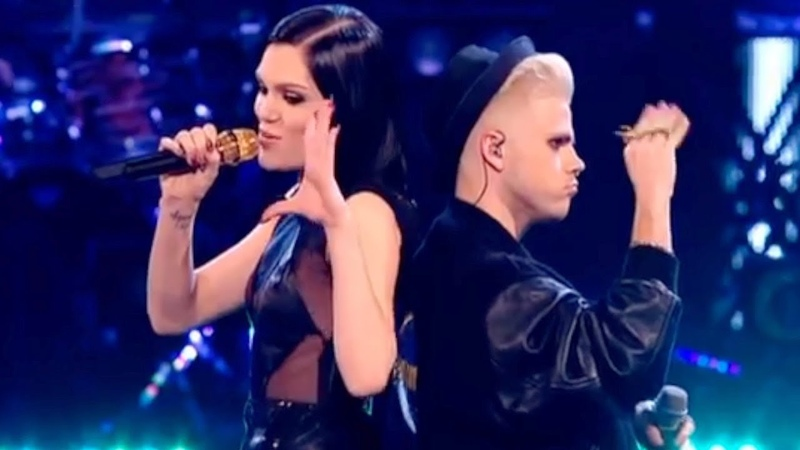 Jessie J and Vince Kidd duet 'Nobody's Perfect' | The Voice UK - BBC