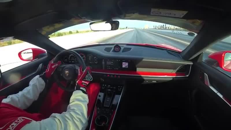 Porsche 911 922 Carrera 4S Stage 2 7F