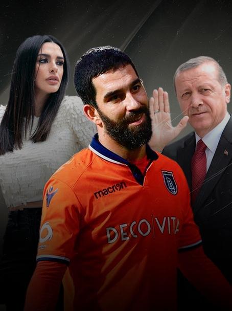"""Арда Туран сходит с ума: хранит оружие, пристает к чужим женам, женится на """"дочке президента"""""""