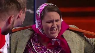Попутчик и другие номера с Романом Постоваловым   Уральские Пельмени cut 2