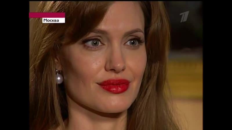 Анджелина Джоли в Москве Фильм Солт