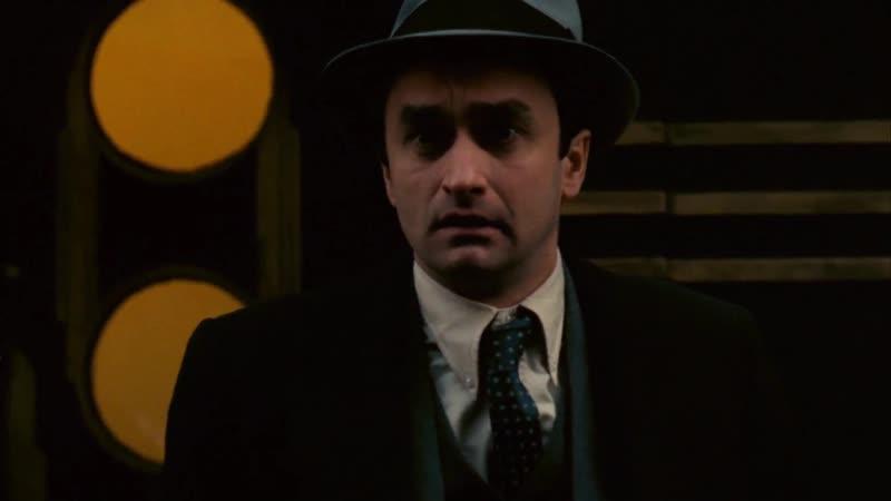 Крестный отец Покушение на дона Корлеоне отца