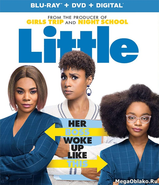 Мелкая / Little (2019/BDRip/HDRip)